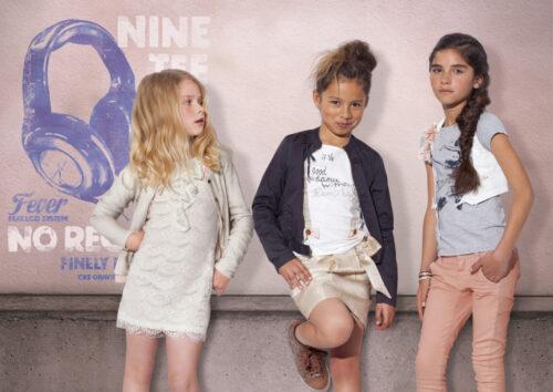 moda infantil de cks