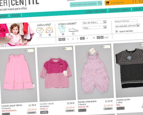 Niños impecables con ropa de segunda mano... ¡Sí, se puede! 1