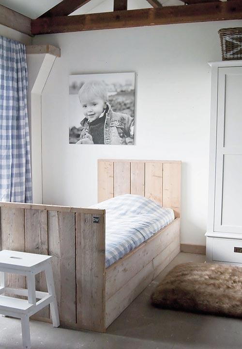5 Habitaciones para niños muy naturales