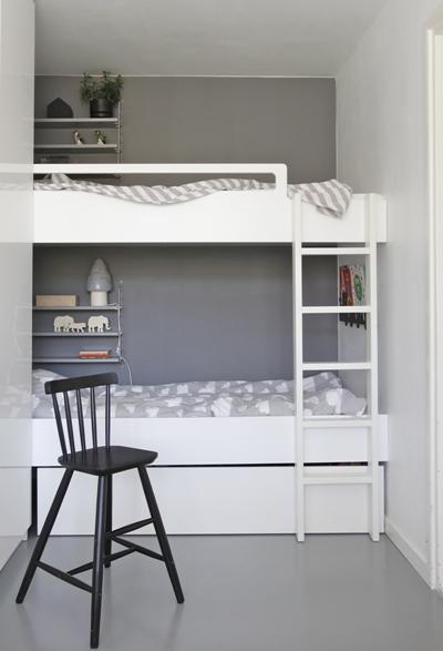 habitaciones infantiles en gris 3