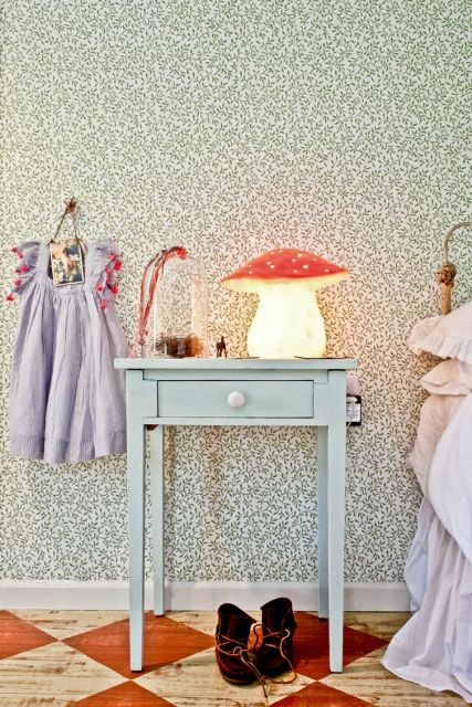 habitaciones infantiles papel pintado 1