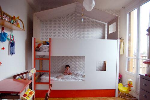 habitaciones infantiles papel pintado 3