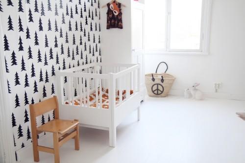 habitaciones infantiles papel pintado 5