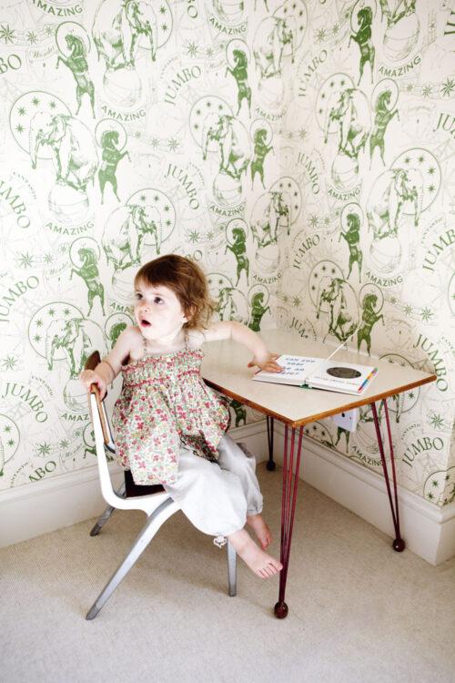 habitaciones infantiles papel pintado 8