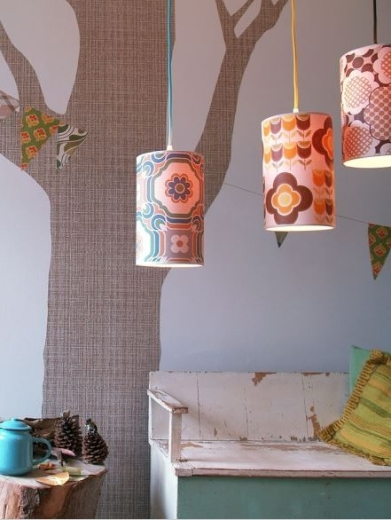 lamparas vintage para niños de inke