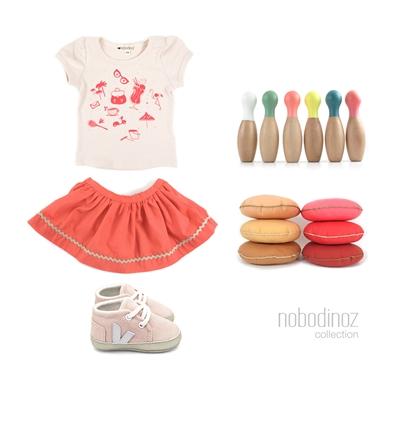 moda infantil verano 2013 1