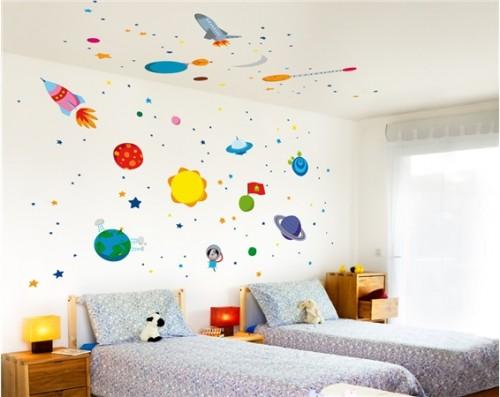 Vinilos infantiles de dise o for Sticker decorativos para ninos
