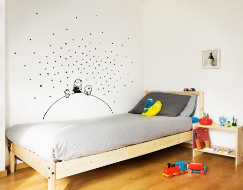 Vinilos infantiles de dise o for Murales y vinilos infantiles