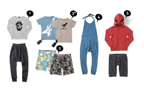 imprescindibles moda infantil verano 2013