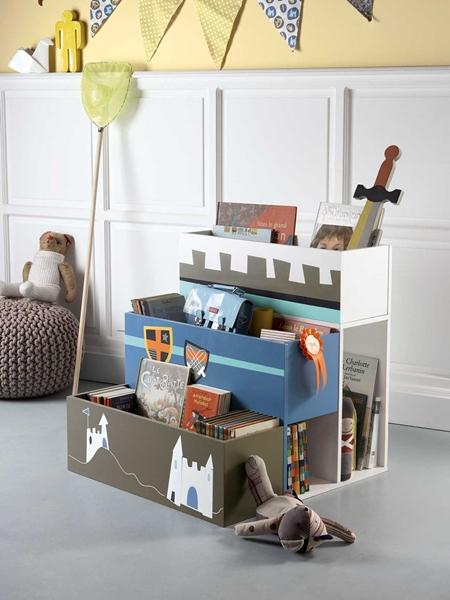 Muebles de almacenaje para Niños | DecoPeques