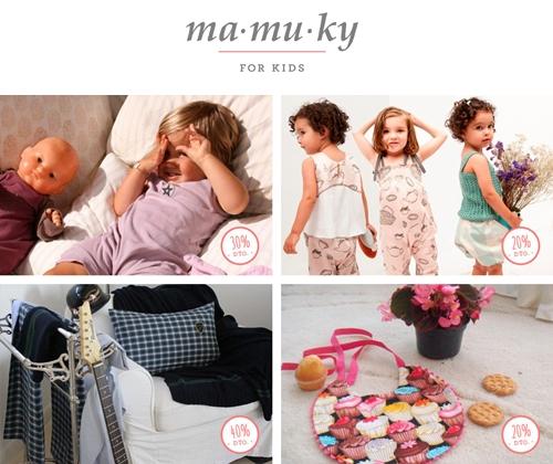 Mamuky… Grandes marcas a precios mini