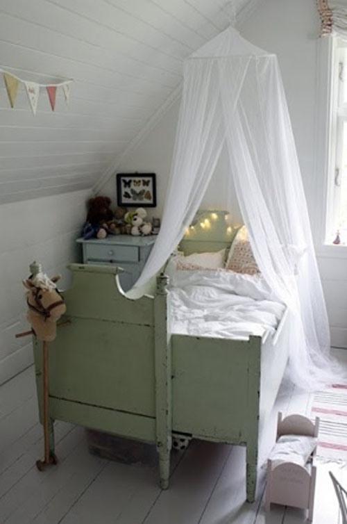 10 Dormitorios De Niños Con Dosel Decopeques