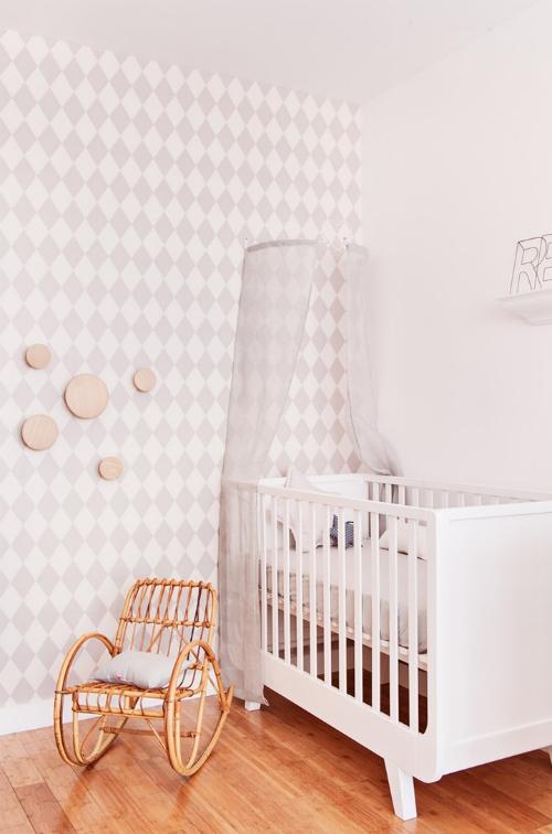 10 dormitorios de ni os con dosel decopeques - Cunas con dosel ...