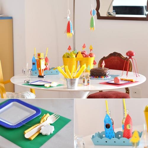 Manualidades y fiestas infantiles - Manualidades decoracion infantil ...