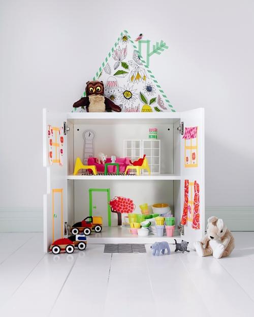 casita juguetes de Ikea catalogo 2014