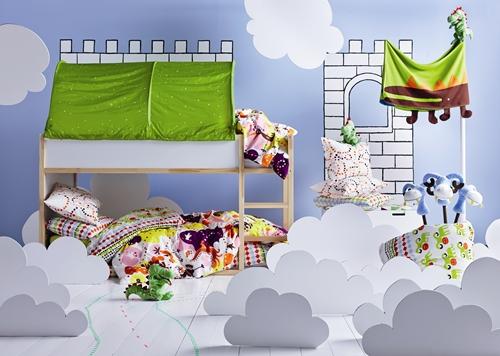 Catálogo Ikea Niños 2014