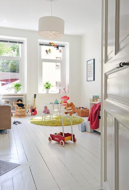 10 habitaciones infantiles de juegos ideales decopeques for Decorar habitacion infantil nina