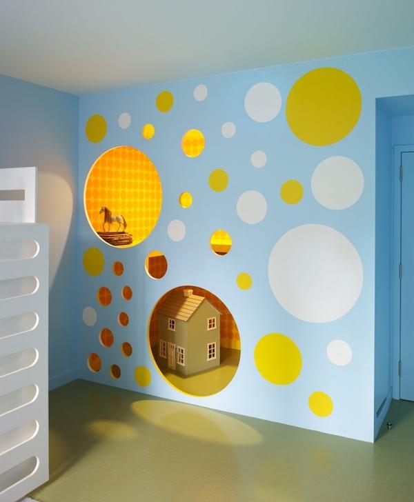 10 habitaciones infantiles de juegos ideales | DecoPeques