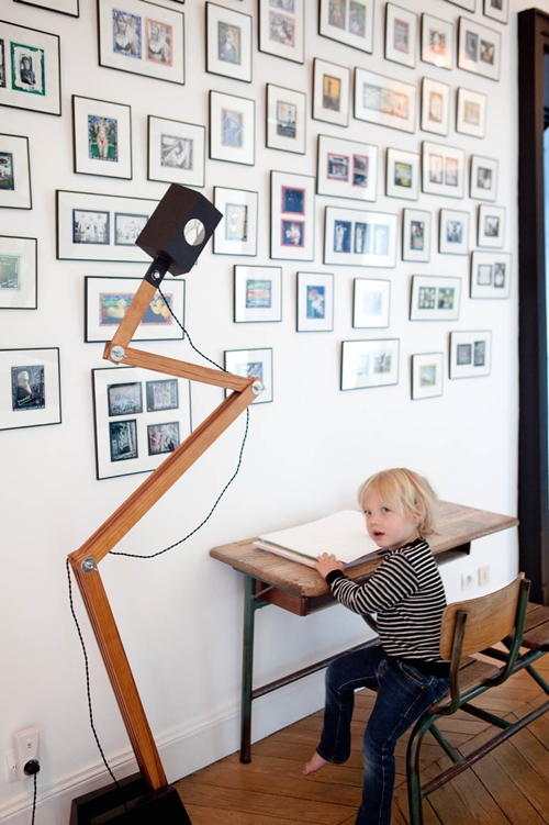 10 incre bles zonas de estudio para ni os decopeques for Como decorar un estudio