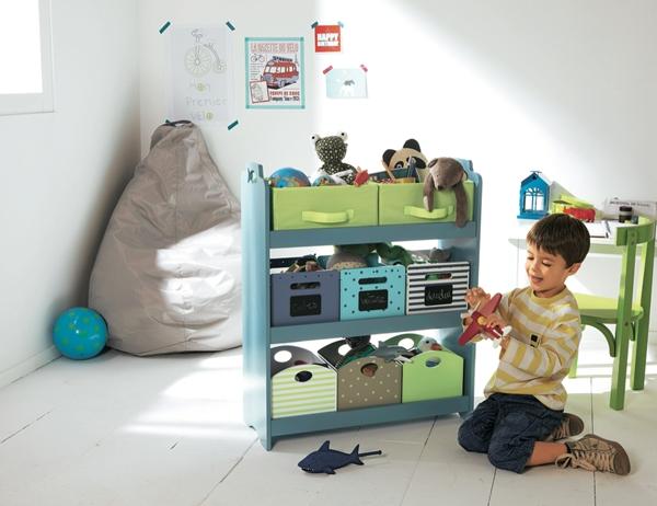 estanteria niños-vertbaudet