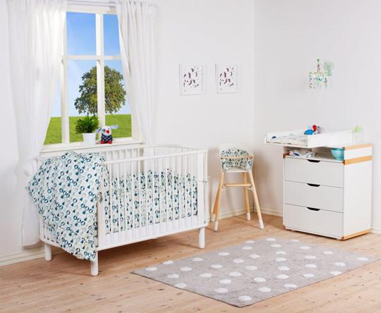 Nueva colecci n de muebles de beb flexa decopeques for Flexa muebles infantiles
