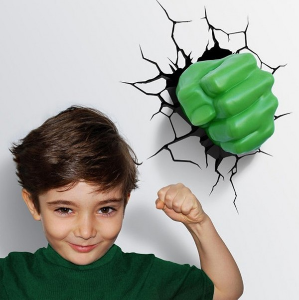 lámpara_puño Hulk