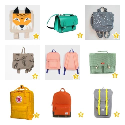 Vuelta al cole: Las mejores mochilas
