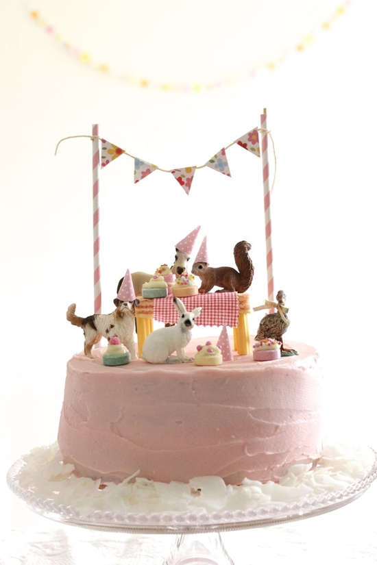 9 Tartas de Cumpleaños originales para Niños