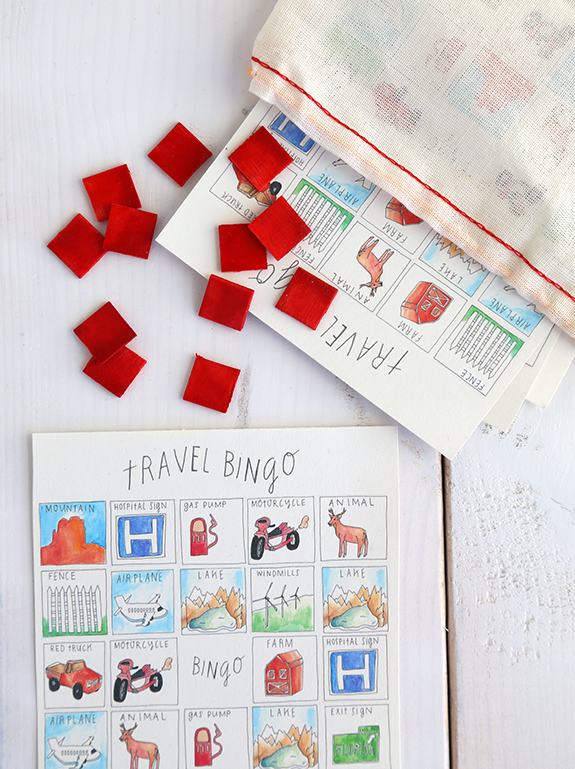 bingo_infantil_viaje