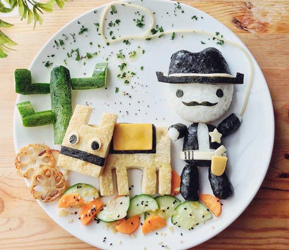 cocina imaginativa