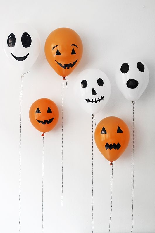decoracion-halloween-globos