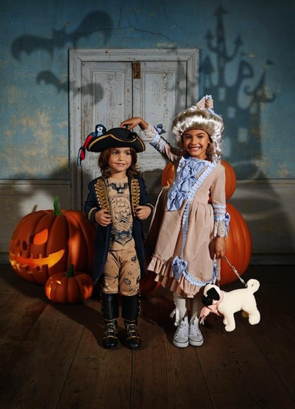 El terrorífico Halloween de H&M.