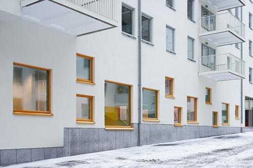 exterior guarderia