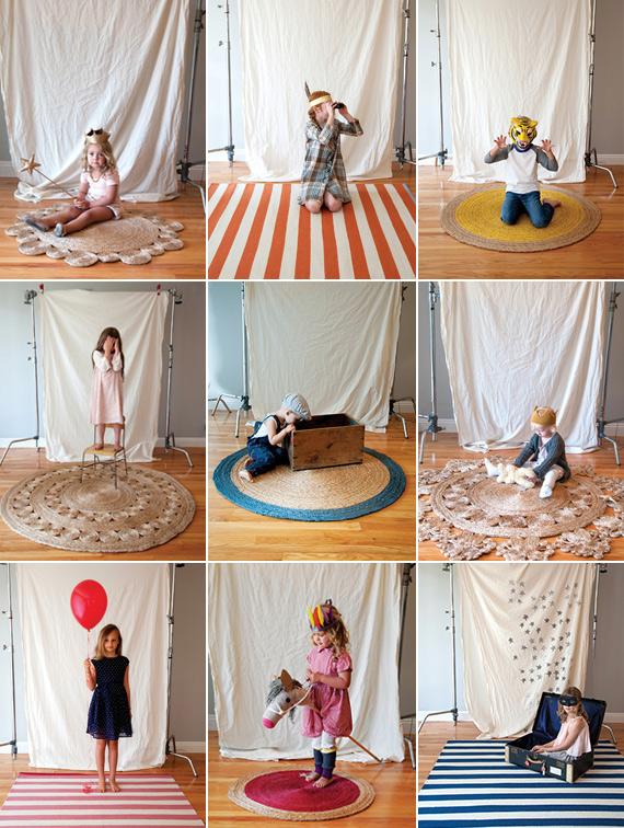 Bonitas alfombras de fibras naturales para ni os decopeques - Alfombras infantiles online ...