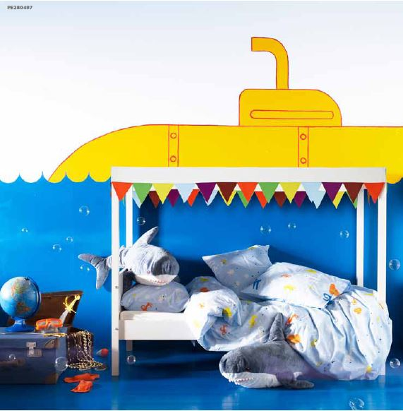 Lo m s nuevo de ikea para ni os decopeques - Ikea camas para ninos ...