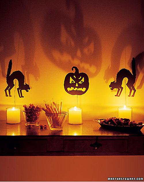sombras halloween