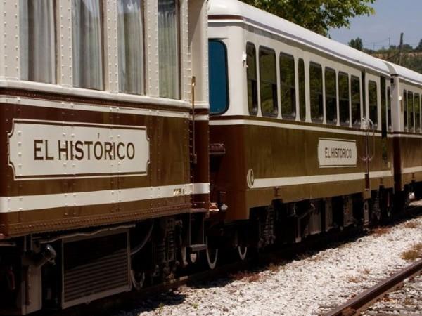 vagones el histórico tren