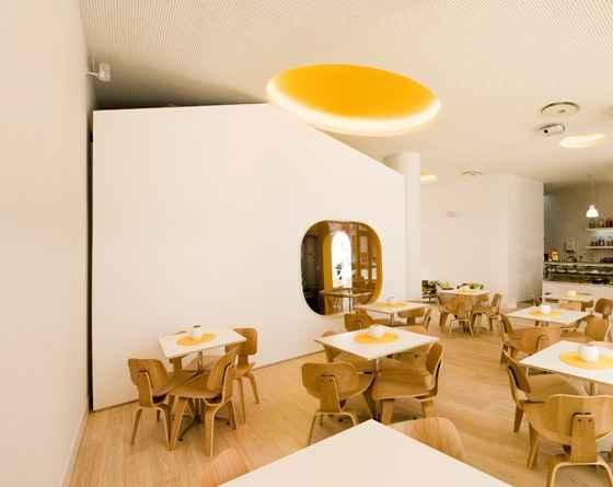 Petit Cabanon En Lisboa Un Caf Compartido Con Nios