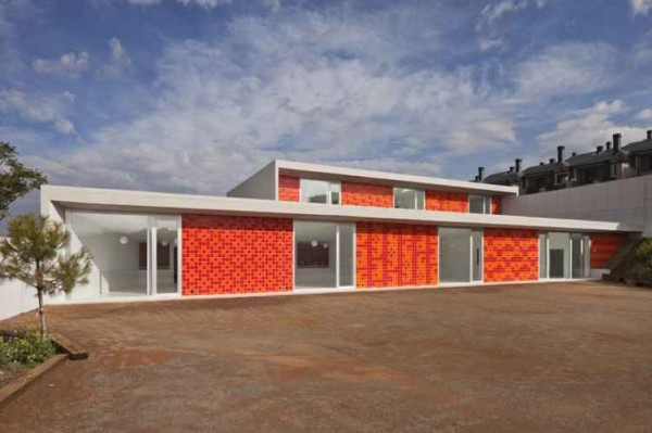 escuela Marisa Linares_elisa valero-arquitecta