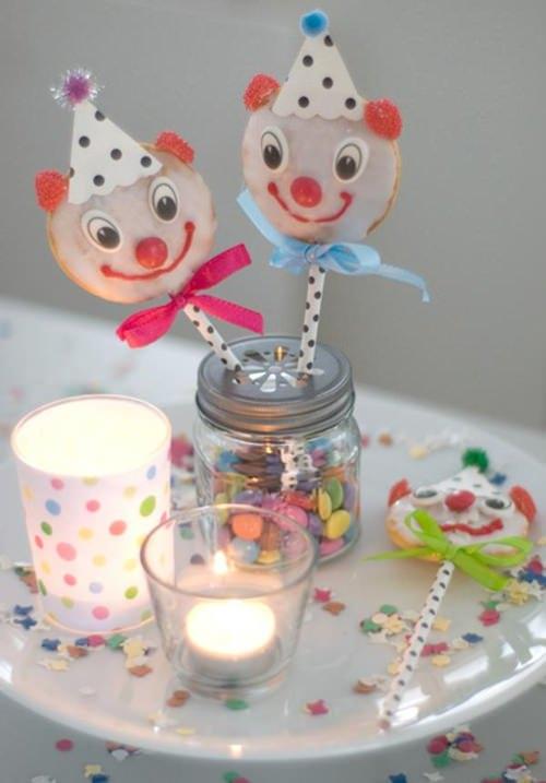 fiesta circo decoracion 3