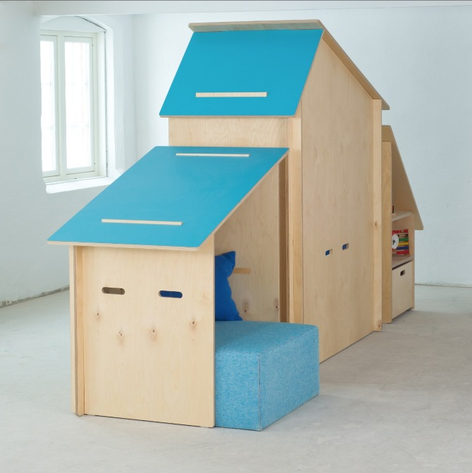 kinkelihut y kinkelihouse, unos muebles infantiles muy ... - Muebles Para Ninos