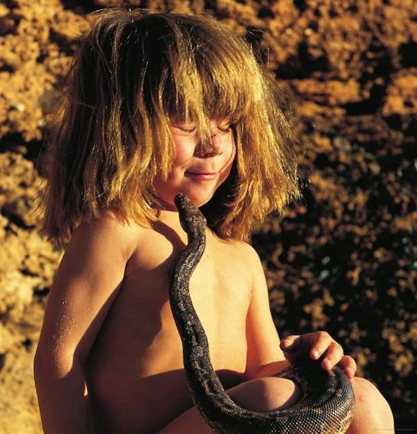niña selva 14
