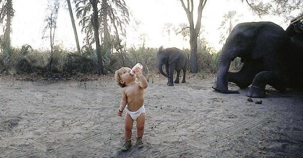 niña selva 16