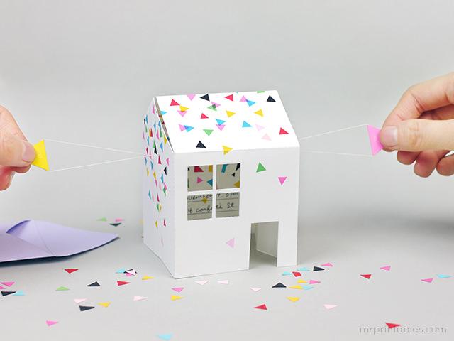 DIY invitación de cumpleaños original para tu próxima fiesta