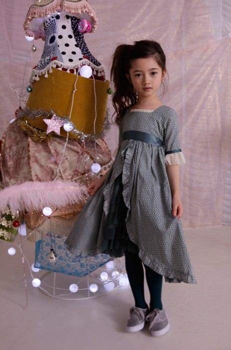 vestido fiesta niña 1