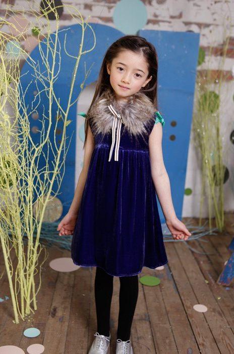 vestido fiesta niñas 2