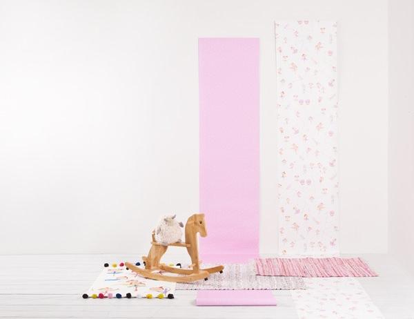 Papeles pintados para Niños en Zara Home Kids