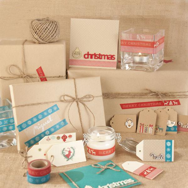 Navidad Crafty Box