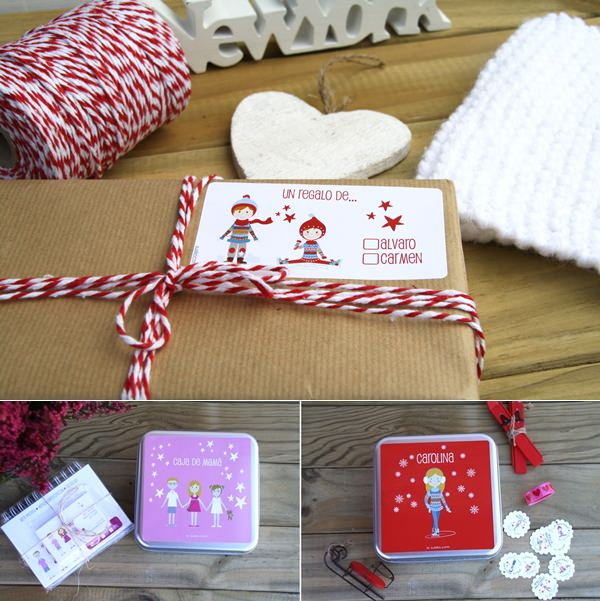 7 Direcciones Online para una Navidad muy Crafty