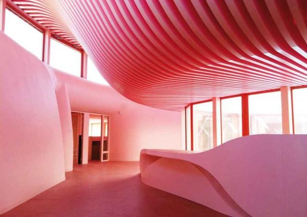 arquitectura infantil_La Bulle Enchantée